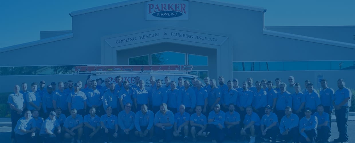 Parker Amp Sons Air Conditioning Phoenix Plumber