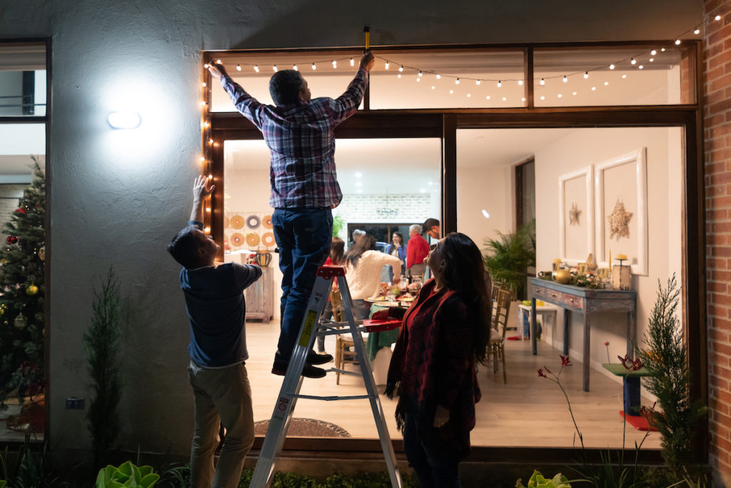 Holiday Lights Safety Tips Parker Sons